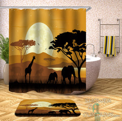 the-african-shower-curtain