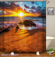 stunning-sunset-shower-curtain