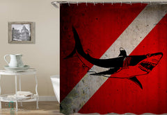 shark-shower-curtain-danger