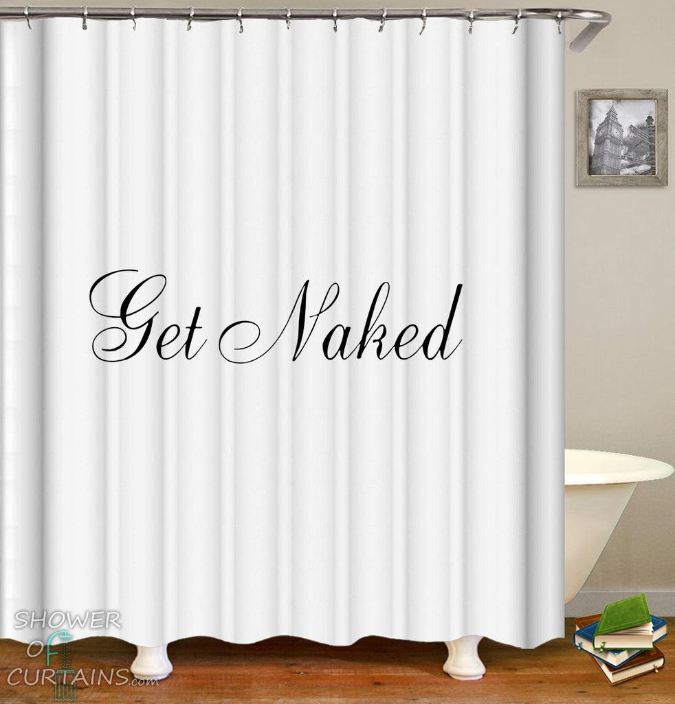 Black And White Shower Curtain Collection Shower Of Curtains