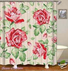 classic-roses-shower-curtain