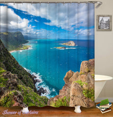 isolated-beach-glance-shower-curtains