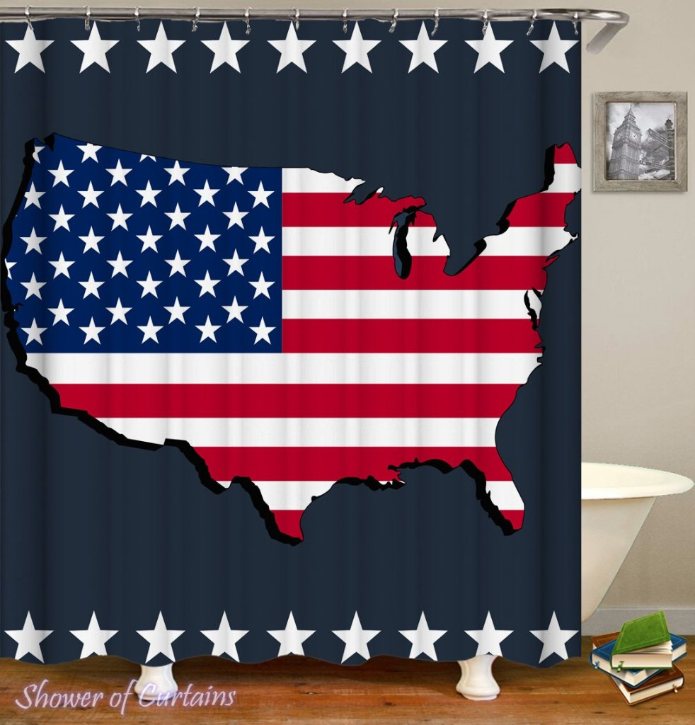 Shower Curtains | Map Embossed American Flag – Shower of ... on united states map high resolution, united states map tumbler, united states map pillow, united states map large wall, united states map quilt, united states map fabric, united states map rug, united states map clock, united states military armed forces, united states map art, united states map placemat, united states map food, united states map comforter, united states map with rivers, united states map wallpaper, united states map with landmarks, united states map wall mural, united states map zoom in, united states map rhode island, united states map decor,