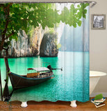 turquoise-shower-curtain-heaven