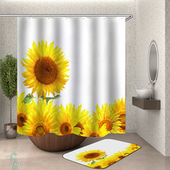 sunflower-shower-curtain
