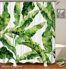 tropical-banana-leaf-shower-curtain