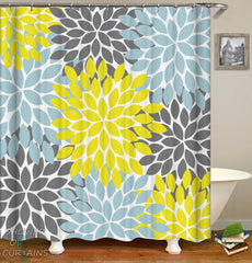 shower-curtains-yellow-grey-and-stone-blue