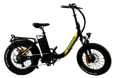 SunCycle Foldable Electric Fatbike FOLD-e  20inch x 4inch