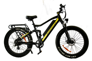 SunCycle Electric Fatbike FAT-e