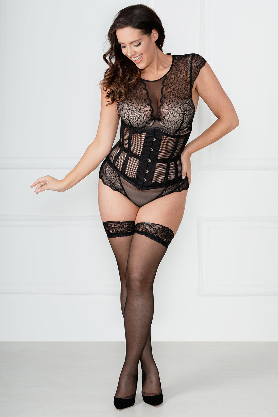 B.Tempt'd- After Hours Night Boyshort