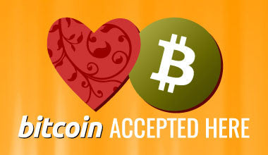 Bitcoin accepted here!