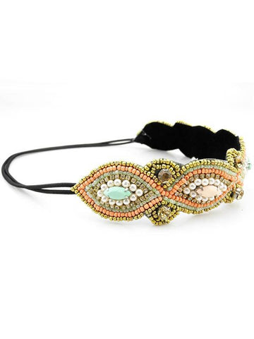 Bohemian Ethnic-Style Headwear Accessories