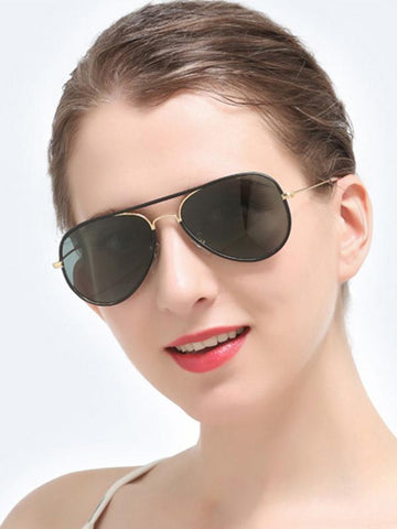 Popular Fashion Classical Ultra-violet Ray Intercepting Frog Mirror Sunglasses