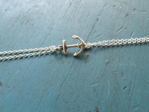 Cute Anchor bracelet