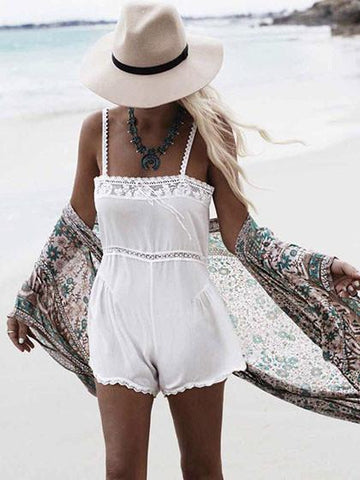 Floral Chiffon Beach Cover Up Cape
