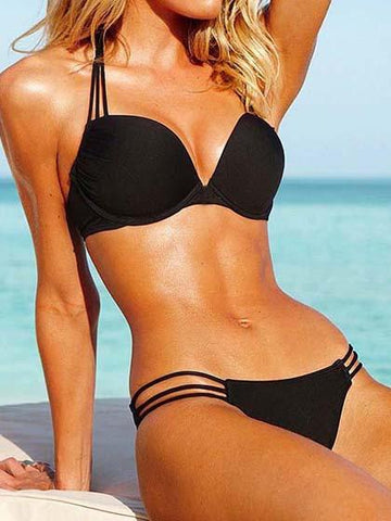 Swimwear Bikini Sexy Beach Push up