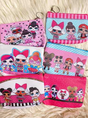 FM Girls Coin Purse
