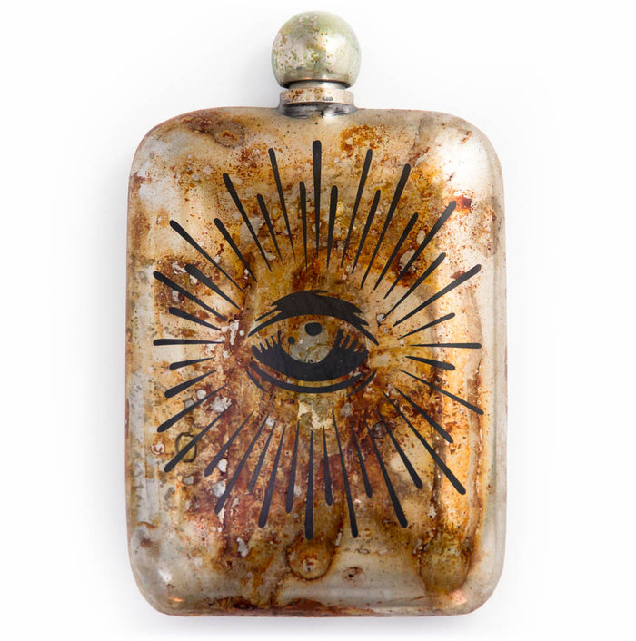 THE EYE OF PROVIDENCE NOBLE FLASK