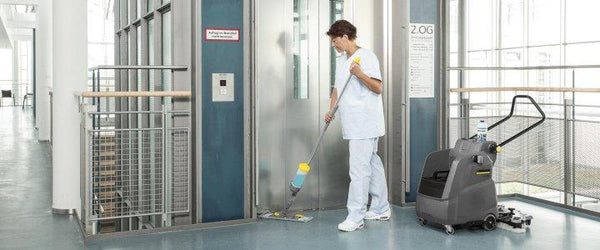 Mop Vac Accessories | Karcher Center Aquaspray | View collection