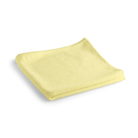 KARCHER Velour Microfibre Cloth, Yellow