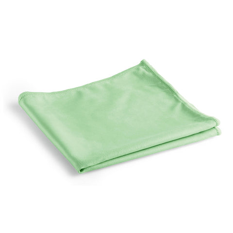 KARCHER Velour Microfibre Cloth, Green