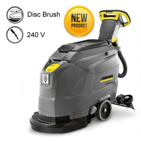 KARCHER BD 43/35 C EP Scrubber Driers With Suction Bar 96211670