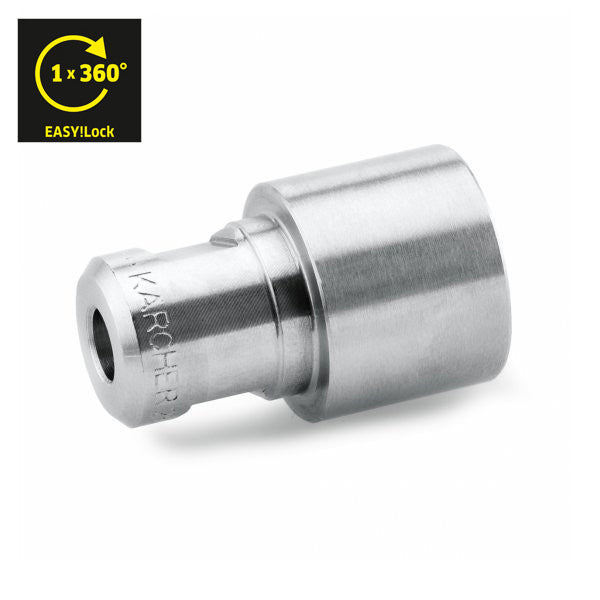 KARCHER EASY! Force Power Nozzle, 40° Spray Angle, Size 080 EASY!Lock 21130570