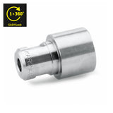 KARCHER EASY! Force Power Nozzle, 40° Spray Angle, Size 045 EASY!Lock 21130530