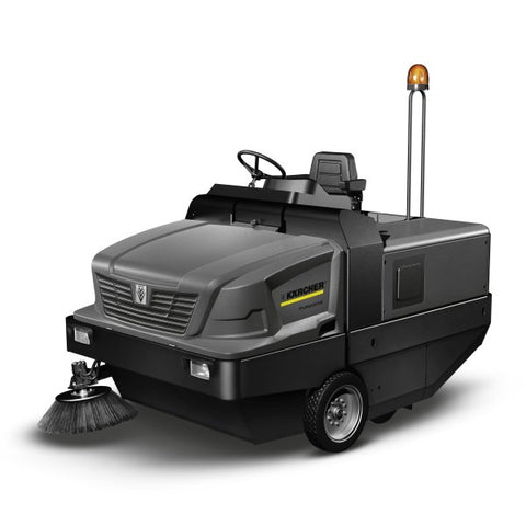 KARCHER KM 150/500 D 4W Ride-on Vacuum Sweeper