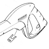 KARCHER Replacement Trigger Gun With Plastic Clip 2641959