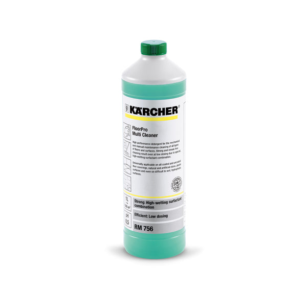 KARCHER 1L FloorPro Multi Cleaner Rm 756 62959130
