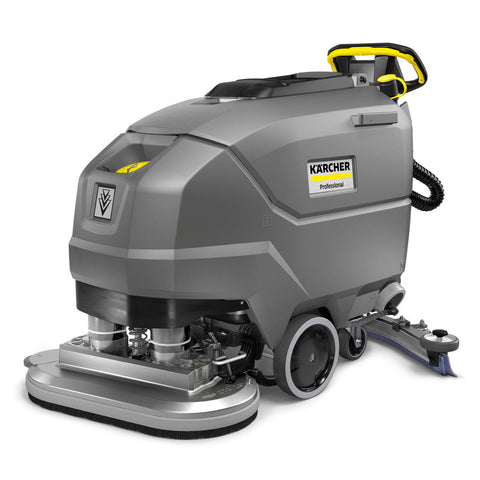 KARCHER BD 70/75 W Classic Battery Powered Walk Behind Scrubber Drier