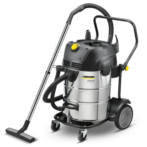 KARCHER NT 75/2 Tact² Me Tc Wet & Dry Vacuum Cleaner With Fully Automatic Filter Clean