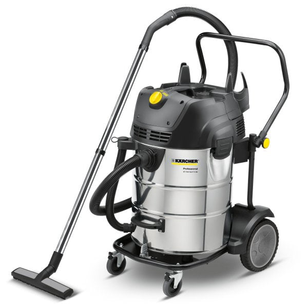 KARCHER NT 75/2 Tact² Me Tc Wet & Dry Vacuum Cleaner With Fully Automatic Filter Clean 1667289