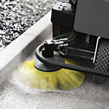 KARCHER KM 100/100 R P Ride-on Vacuum Sweeper 1280105