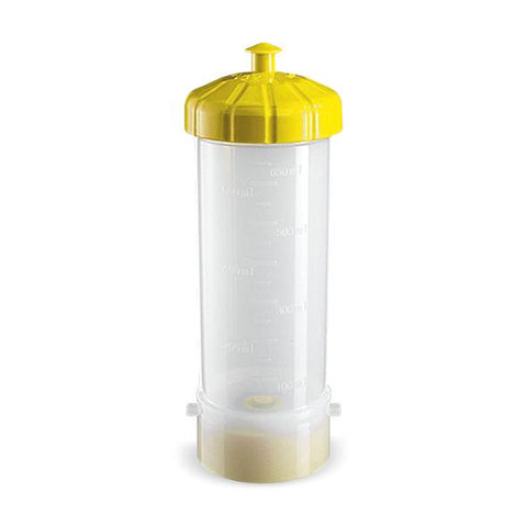 KARCHER Replacement Bottle, 650ml, Yellow