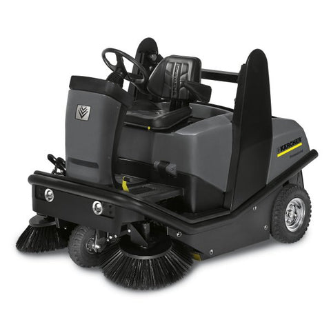 KARCHER KM 120/150 R Bp LM Wet 2SB Ride-on Vacuum Sweeper