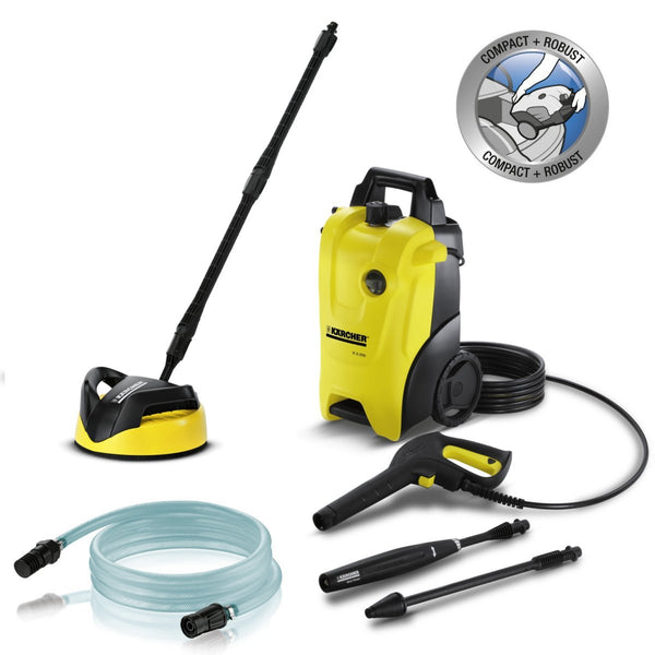KARCHER K 3.200 T250 With Suction Valve To Use On Hose Pipe Bans 9622973