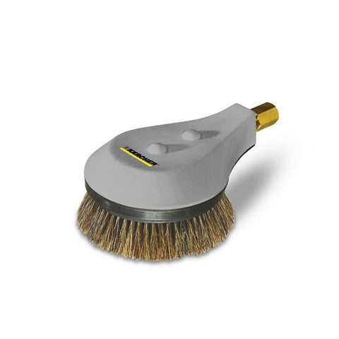 KARCHER Rotating Washing Brush, 800 l/h, Natural Fibre Bristles