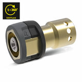 KARCHER Adapter 4 - AVS - EASY!Lock 41110320