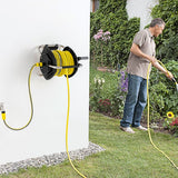 KARCHER HR 4.525 Free Standing / Wall Mounted Hose Reel Kit 25m 26452810