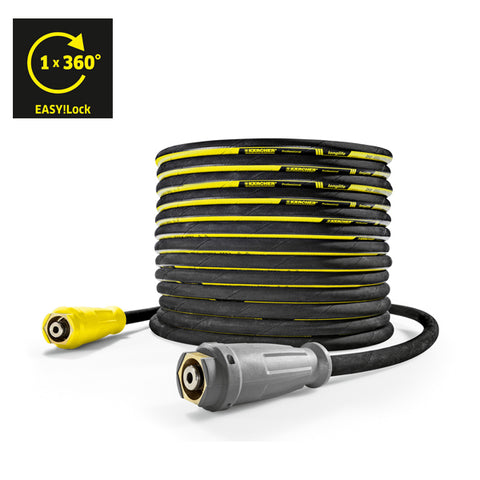 KARCHER Special High Pressure Hose, 10 m, ID 8, 400 bar, Electrically Conductive, EASY!Lock