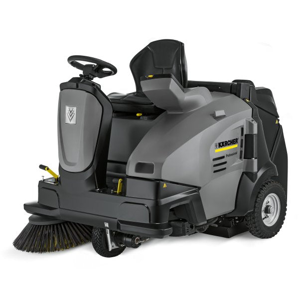 KARCHER KM 105/100 R D Side Sweeping Brush Ride-on Vacuum Sweeper 0300121
