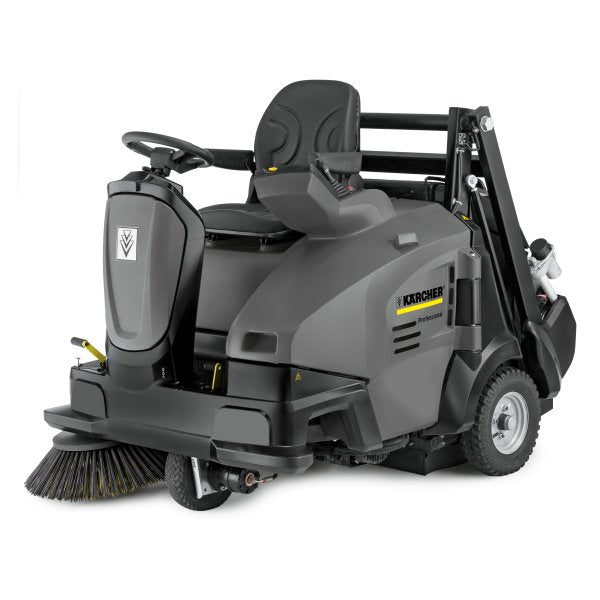 KARCHER KM 105/110 R G Side Sweeping Brush Ride-on Vacuum Sweeper 0300112