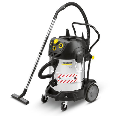 KARCHER NT 75/1 Tact Te H Safety Wet & Dry Vacuum Cleaner With Fully Automatic Filter Clean