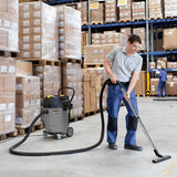 KARCHER NT 65/2 Ap Wet & Dry Vacuum Cleaner With Semi Automatic Filter Clean 1667297