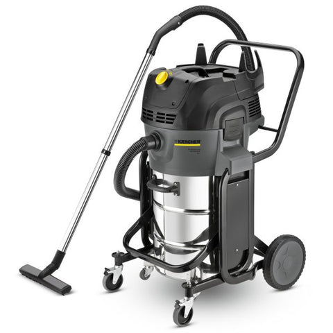 KARCHER NT 55/2 Tact² Me I Wet & Dry Vacuum Cleaner With Fully Automatic Filter Clean