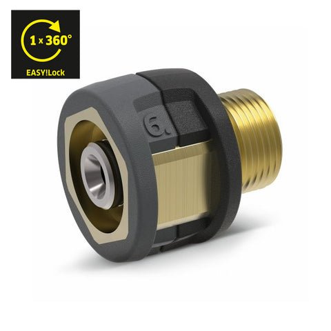 KARCHER Adapter 6 - M22 x 1.5 - EASY!Lock