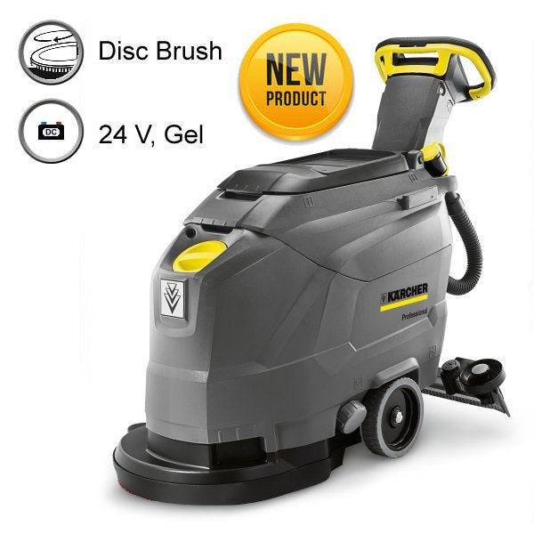 KARCHER BD 43/25 C Bp MF Scrubber Driers With Suction Bar 15154030