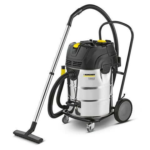 KARCHER NT 75/2 Ap Me Tc Wet & Dry Vacuum Cleaner With Semi Automatic Filter Clean
